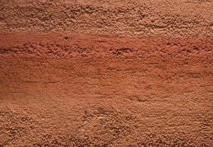 clay plaster rammed earth